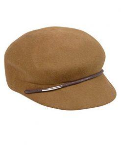 NINE WEST | כובע קסקט מיוחד ניין ווסט