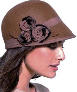 NINE WEST | כובע נשים אלגנטי ניין ווסט