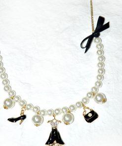 Jewelry | שרשרת פנינים מעוצבת