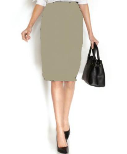 Alfani   חצאית עיפרון גרז' אלפני