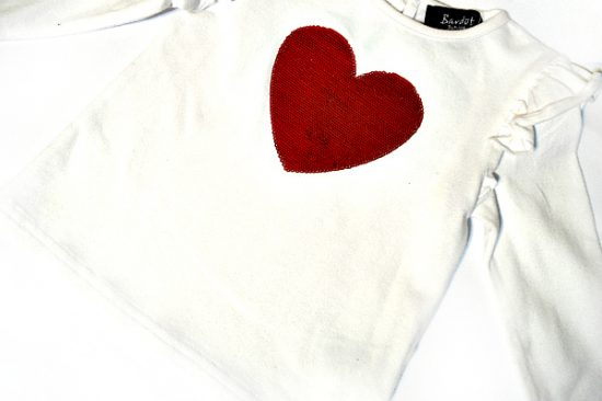 Bardot | חולצת לב ברדו