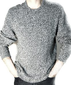 Calvin Klein | סוודר סילבר מול קלווין קליין