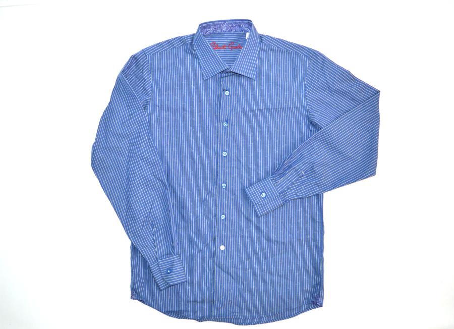 ROBERT GRAHAM | חולצה מכופתרת רוברט גראהם