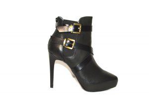 CHARLES DAVID | נעלי מגף פלטפורמה צ'רלז דוד