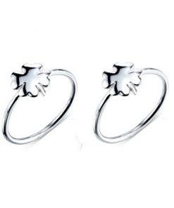 Los Angeles Gem & Jewelry | טבעת פרח לוס אנגלס גם ג׳וולרי