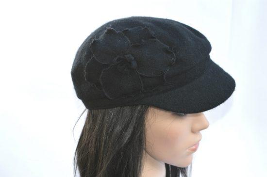 AUGUST HAT   כובע קסקט אלגנטי אופנתי אוגוסט הט
