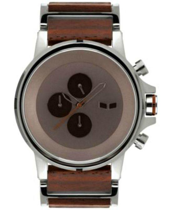 Vestal | שעון יוקרתי לגבר רצועת עץ ווסטל