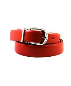 Style | חגורה אדומה דו צדדית סטייל