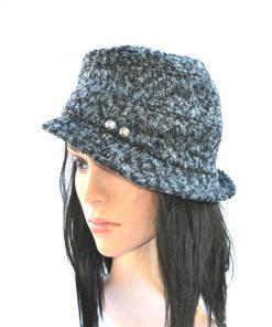 AUGUST HAT | כובע נשים אלגנטי בלוק אוגוסט הט