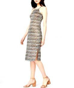 Bar | שמלה מנטד קניט בר