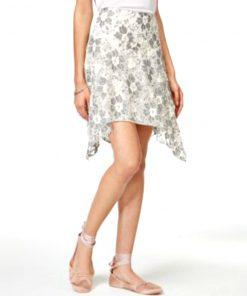 Rachel Roy | חצאית הנדקרצ׳יף רייצ׳ל רואי