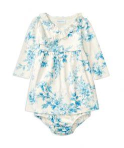 Ralph Lauren | שמלת תינוקות ראלף לורן