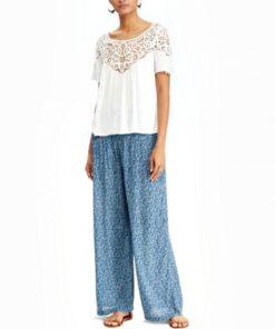 Ralph Lauren | חולצת אנטיק קרים ראלף לורן