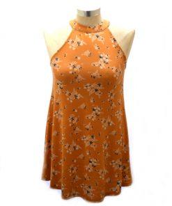 Hippie Rose | שמלת מיני היפי רואז