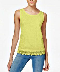 Maison Jules | חולצה צהובה מייסון ג׳ול