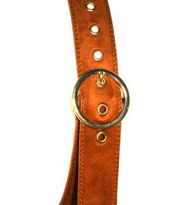 Style   חגורה חומה סטייל
