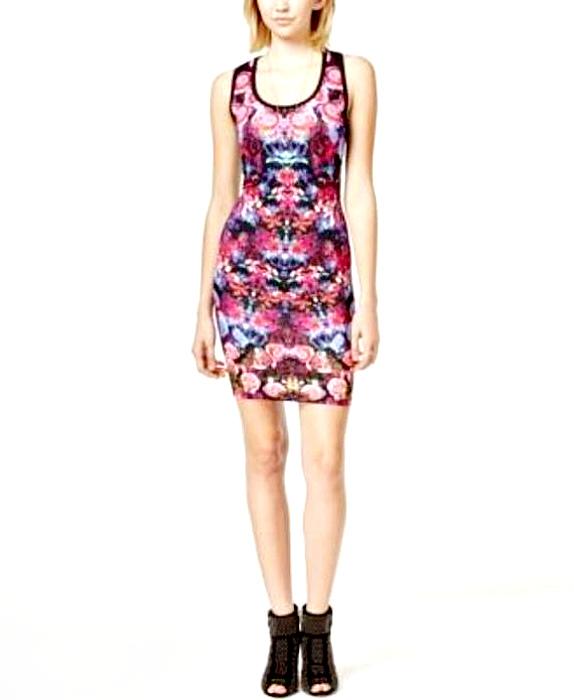 Rampage | שמלת מיני פלורל רמפאג׳