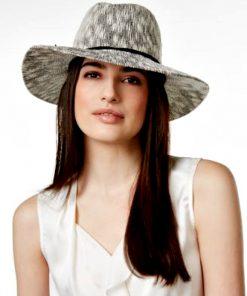 COLLECTION   כובע אפור אופנתי קולקשיין