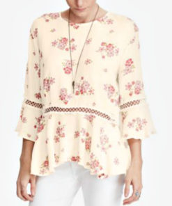 Ralph Lauren | חולצת פלורל ראלף לורן