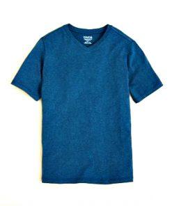 VINCE | חולצה כחולה וינס