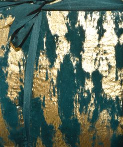 Envogue | כרית נוי פרווה יוקרתית ירוק אנווג