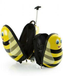 Heys | ערכת מזוודה ותיק גב יוקרתי הייס