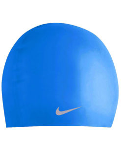 Nike | כובע שחיה כחול נייק