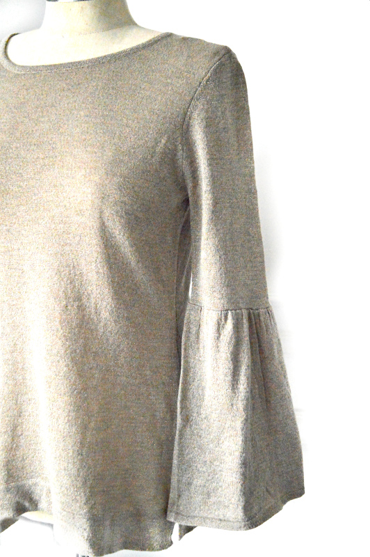Calvin Klein | סוודר זהב קלוין קליין