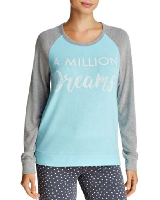PJ Salvage | חולצה אמריקאית תכלת פיג׳י סלווג׳