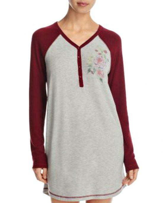 PJ Salvage   כותונת/חולצה אמריקאית פיג׳י סלווג׳
