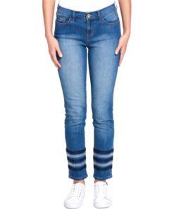 Tommy Hilfiger | ג׳ינס כחול מעוצב טומי הילפיגר