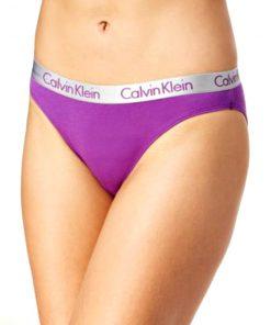 Calvin Klein   תחתון ביקיני טורקיז קלוין קליין