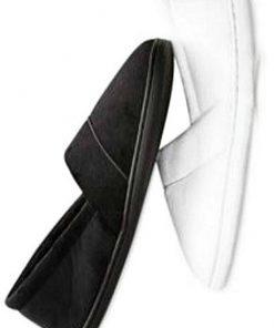 Charter Club | נעלי בית שחורות צ׳רטר קלאב
