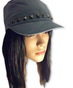 AUGUST HAT   כובע קורדרוי ניטים אוגוסט הט