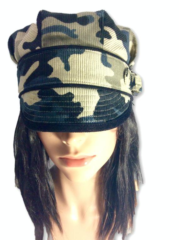AUGUST HAT   כובע מצחייה צבאי אוגוסט הט