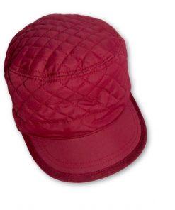 AUGUST HAT | כובע קסקט אדום ניילון אוגוסט הט