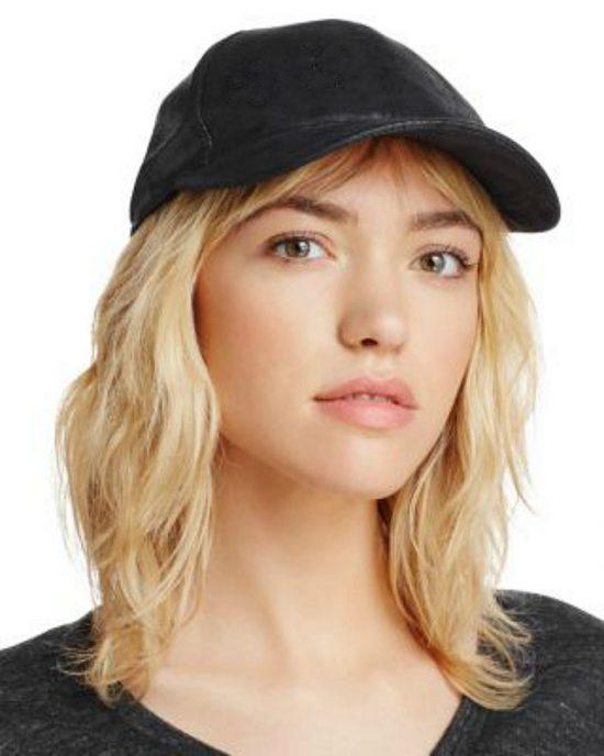 AUGUST HAT   כובע קסקט בייס אופנתי אוגוסט הט