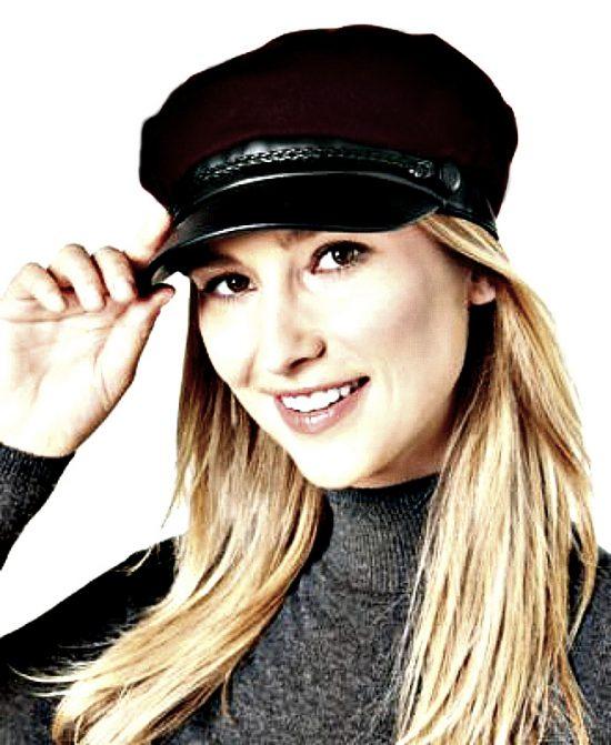 AUGUST HAT | כובע קסקט קונד שחור אוגוסט הט