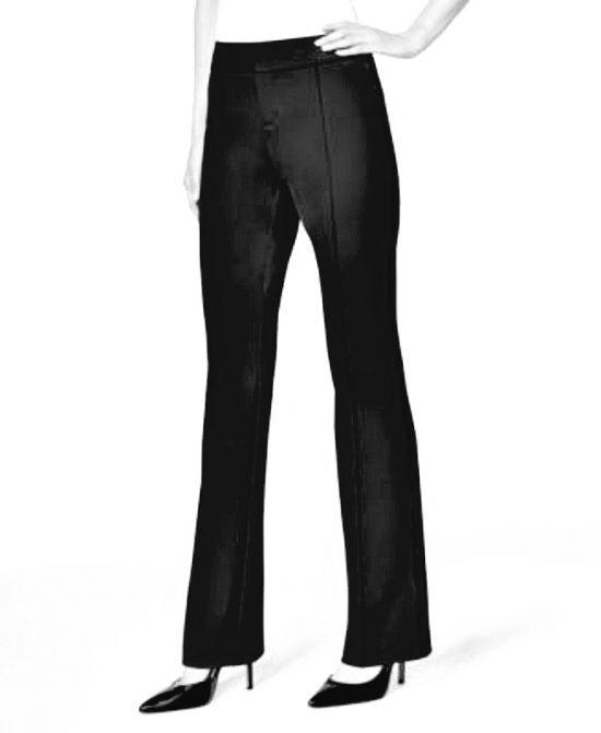 INC | מכנס פדלפון שחור איאנסי
