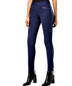 INC | מכנס סקיני כחול איאנסי