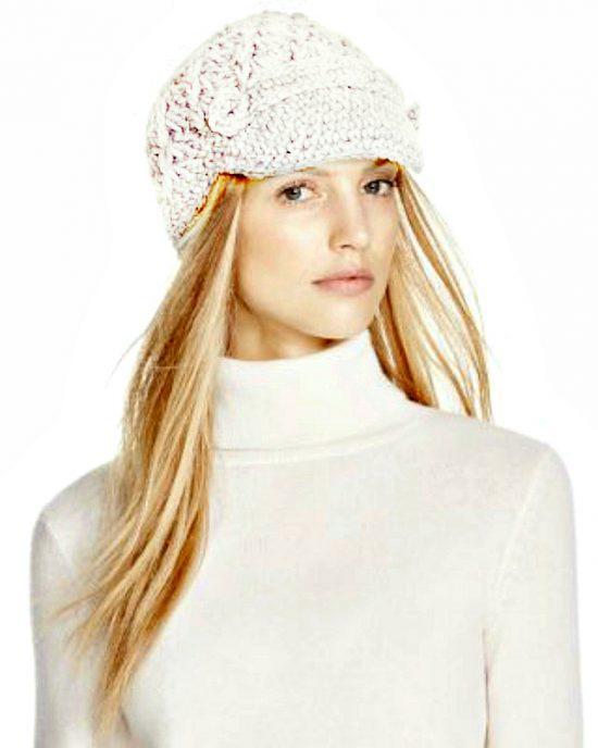 Aqua | כובע סרוג אופוויט אקווה