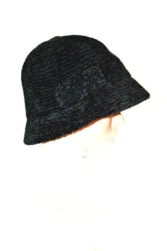 AUGUST HAT   כובע שניל פפיון שחור אוגוסט הט