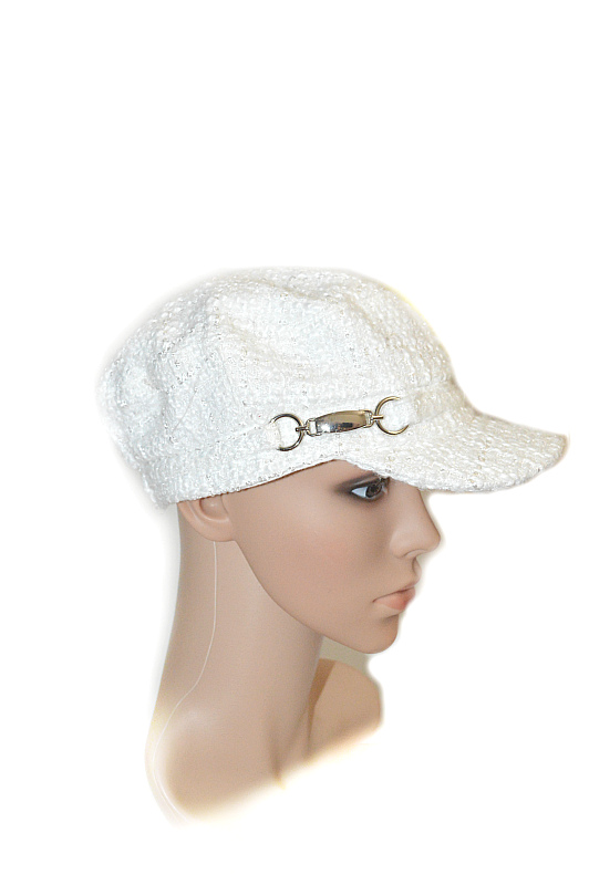 COLLECTION | כובע קסקט לבן קולקשיין
