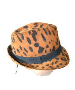 AUGUST HAT | כובע מנומר אוגוסט הט