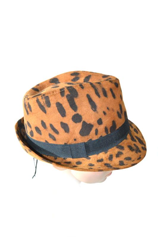 AUGUST HAT   כובע מנומר אוגוסט הט