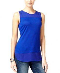 INC | חולצת בורדו איאנסי