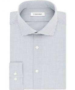 Calvin Klein | חולצת משבצות קטנות קלווין קליין