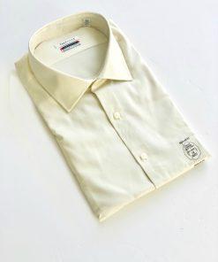 Van Heusen | חולצה מכופתרת בז׳ ואן האוזן