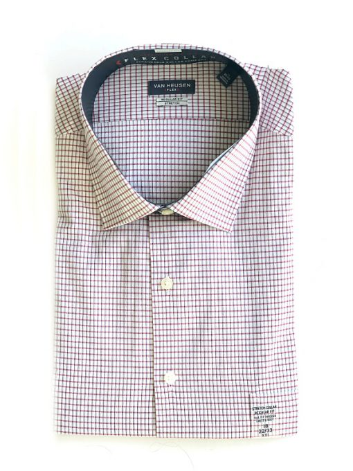 Van Heusen | חולצה מכופתרת משובצת ואן האוזן