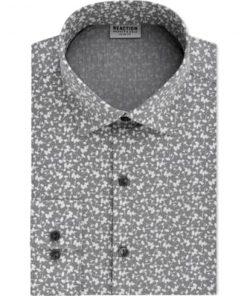 Kenneth Cole | חולצה מכופתרת אבסטרקטית קנת קול